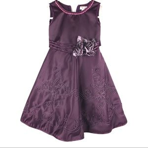 Other - Purple Toddler Formal Dress: Size 2-3T